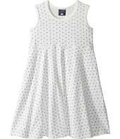 Toobydoo - Blue Dot Tank Skater Dress (Toddler/Little Kids/Big Kids)