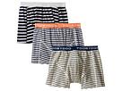 Multi Stripe Underwear 3-Pack (Infant/Toddler/Little Kids/Big Kids)