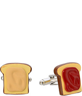 Cufflinks Inc. - 3D Peanut Butter and Jelly Cufflinks