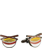 Cufflinks Inc. - Noodle Bowl Emoji Cufflinks