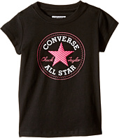 Converse Kids - Chuck Patch Tee (Toddler/Little Kids)