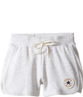 Converse Kids - CTP Rib Panel Shorts (Toddler/Little Kids)