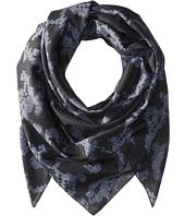 rag & bone - Etched Floral Scarf
