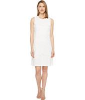 Tribal - Lace Sleeveless A-Line Dress