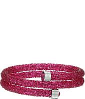 Swarovski - Crystaldust Double Bangle Bracelet