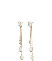 Swarovski - Gangster Pierced Earrings with Jacket