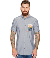 RVCA - That'll Do Fill Short Sleeve
