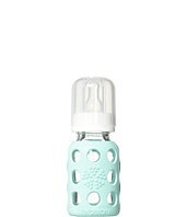 Lifefactory - 4oz Glass Baby Bottle