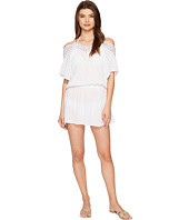 BECCA by Rebecca Virtue - Siren Off the Shoulder Dress Cover-Up