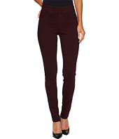FDJ French Dressing Jeans - Technoslim Pull-On Slim Leg in Wine