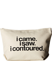 Dogeared - I Came. I Saw. I Contoured Tote