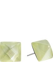 Alexis Bittar - Pyramid Post Earrings