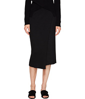 Cashmere In Love - Capri Ribbed Knit Skirt