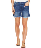 Parker Smith - High-Rise Fray Shorts in Brentwood