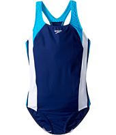 Speedo Kids - Infinity Splice One-Piece Swimsuit (Big Kids)