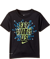 Nike Kids - Fly with Us Dri-Fit Tee (Toddler)