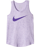 Nike Kids - Blacktop All Over Print A-Line Tank Top (Little Kids)