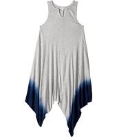 Splendid Littles - Dip-Dye Calf Length Dress (Big Kids)