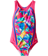 Speedo Kids - Tie-Dye Sky Sport Splice One-Piece Swimsuit (Little Kids)