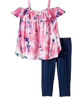 Splendid Littles - All Over Tie-Dye Voile Set (Toddler)