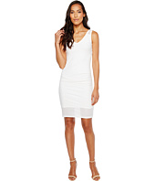 Michael Stars - Mesh V-Neck Dress
