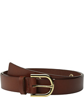 MICHAEL Michael Kors - 32mm Veg Panel Belt with Oversized Eyelets