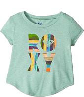 Roxy Kids - Fiesta Beach Fashion Crew (Toddler/Little Kids/Big Kids)