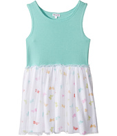 Splendid Littles - Always Butterfly Print Tulle Dress (Little Kids)
