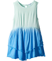Splendid Littles - Dip-Dye Frayed Edges Dress (Little Kids)
