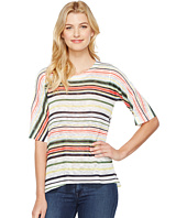 Nally & Millie - Striped Knit Top