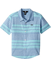 Volcom Kids - Meyers Short Sleeve Shirt (Toddler/Little Kids)