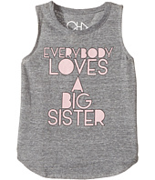 Chaser Kids - Big Sister Tank Top (Toddler/Little Kids)