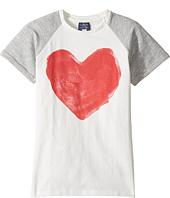 Toobydoo - Graphic Heart T-Shirt (Toddler/Little Kids/Big Kids)