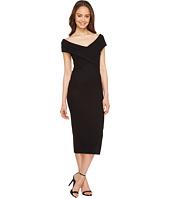 MICHAEL Michael Kors - Crossover Neck Sleeveless Dress