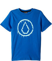 Volcom Kids - Sludge Short Sleeve Tee (Toddler/Little Kids)
