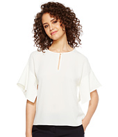 Ellen Tracy - Handkerchief Sleeve Top