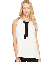 Ellen Tracy - Tie Neck Halter