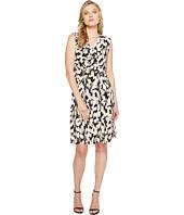 Ellen Tracy - Twist Front Dress