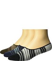 Sperry - Tonal Tri-Stripe Cushioned Canoe Liner