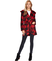 Jack by BB Dakota - Stanley Buffalo Plaid Wrap Coat