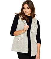Jack by BB Dakota - Regas Herringbone French Terry Quilted Vest