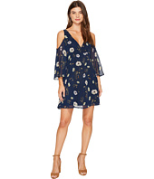 BB Dakota - Rylie Cold Shoulder Printed Dress