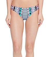 Nanette Lepore - Kimono Patchwork Siren Bikini Bottom