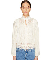 See by Chloe - Lace Front Blouse