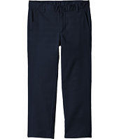 Nautica Kids - Husky Flat Front Twill Stretch Pants (Big Kids)