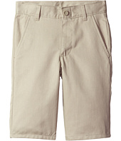 Nautica Kids - Slim Flat Front Twill Shorts (Big Kids)