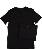 BOSS Hugo Boss - T-Shirt Round Neck 2-Pack CO/EL 10194356 01