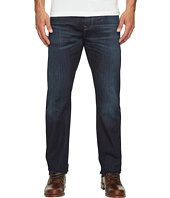 Mavi Jeans - Zach Regular Rise Straight Leg in Dark Shaded Authentic Vintage