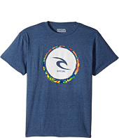 Rip Curl Kids - Palomar Heather Tee (Big Kids)