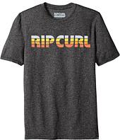 Rip Curl Kids - Pumped Mock Twist Tee (Big Kids)